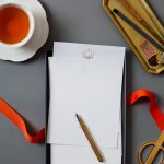 REINTRODUCING OUR STATIONERY